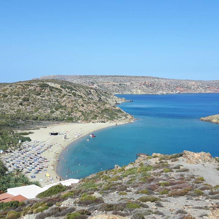 Лучшие пляжи Греции: Вай