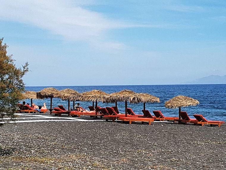 Лучшие пляжи Греции: Перисса