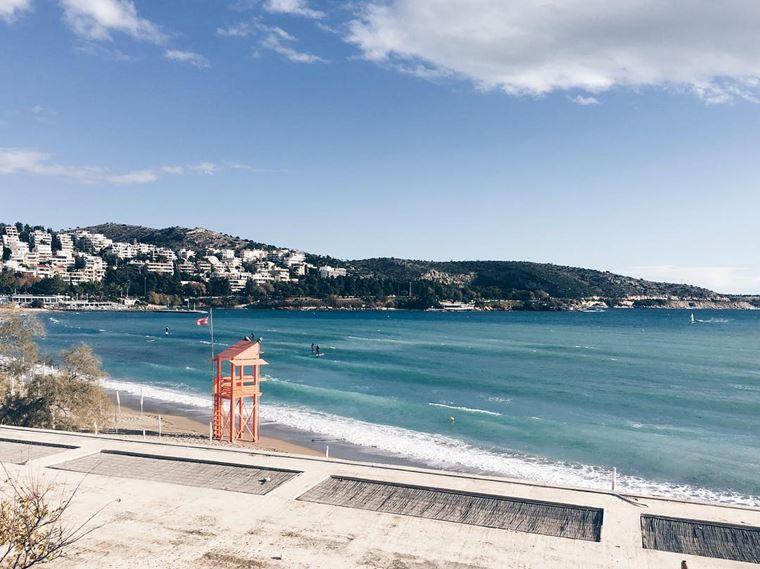 Лучшие пляжи Греции: Вулиагмени