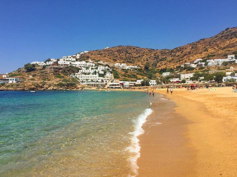Лучшие пляжи Греции: Милопотас