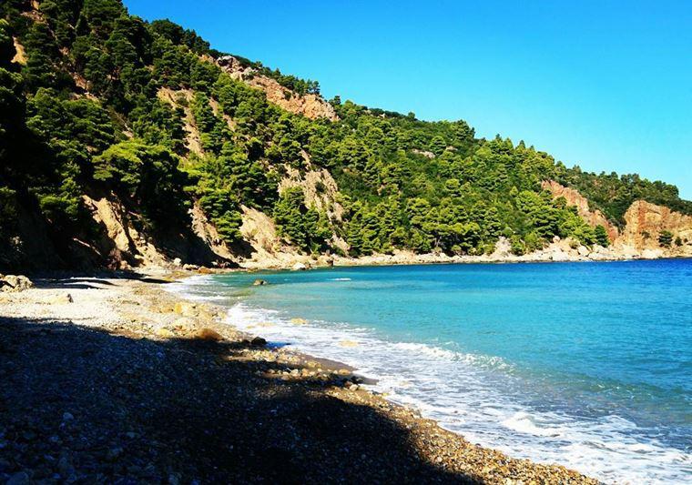 Лучшие пляжи Греции: Стафилос