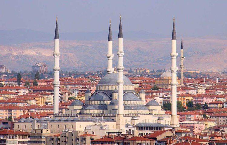 Турция, Анкара, мечеть