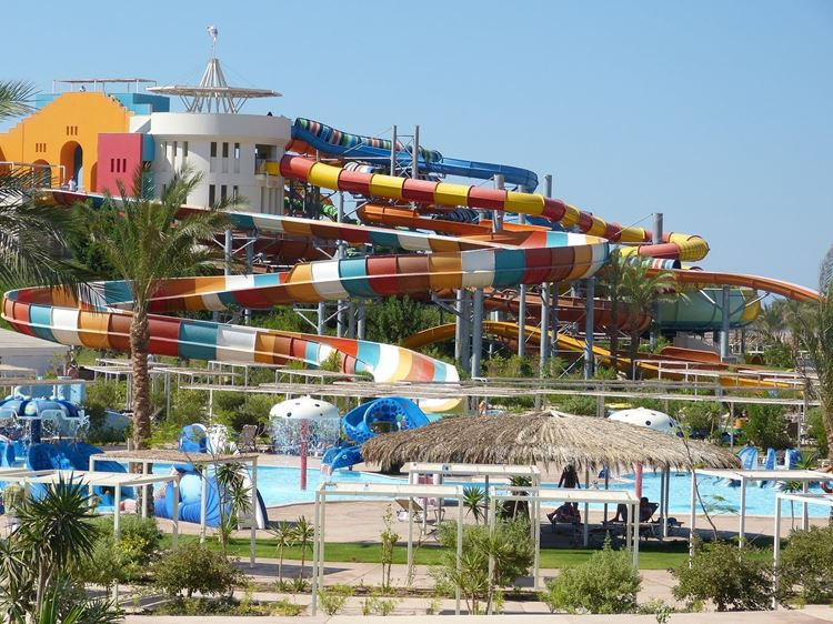 Аквапарки Египта Makadi Bay Water World