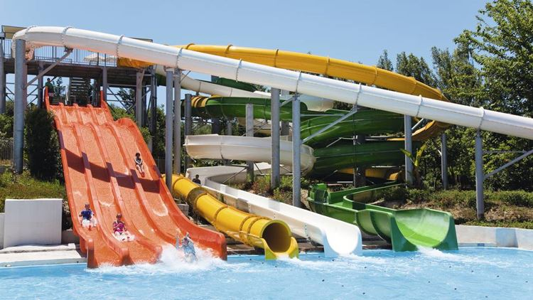 Аквапарки Греции Splash Fun Tsilivi Water Park (Циливи, о. Закинф)
