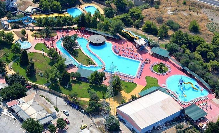 Аквапарки Греции Water Fun S.A. (Коринф)