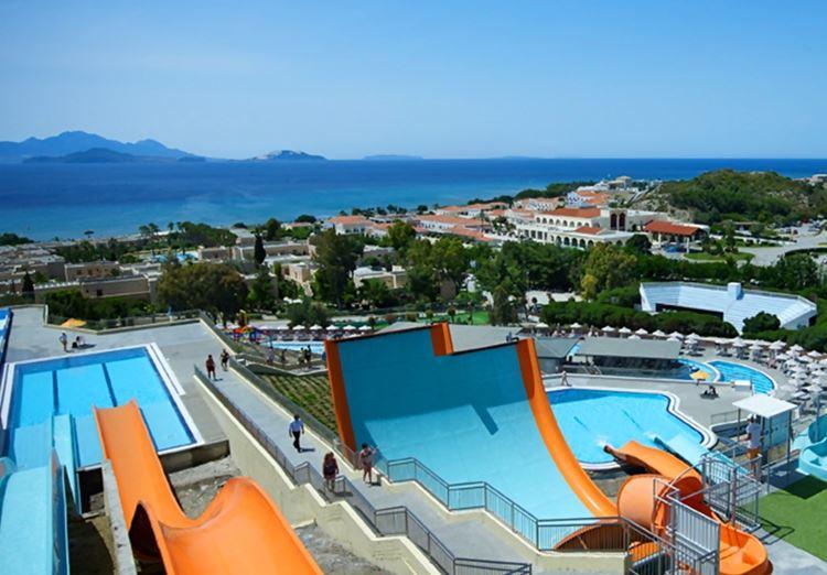 Аквапарки Греции Aquatica Water Park (Кардамена, о. Кос)