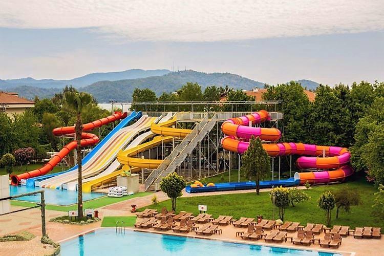 Аквапарки Турции - Sultans Aqua City (Фетхие)