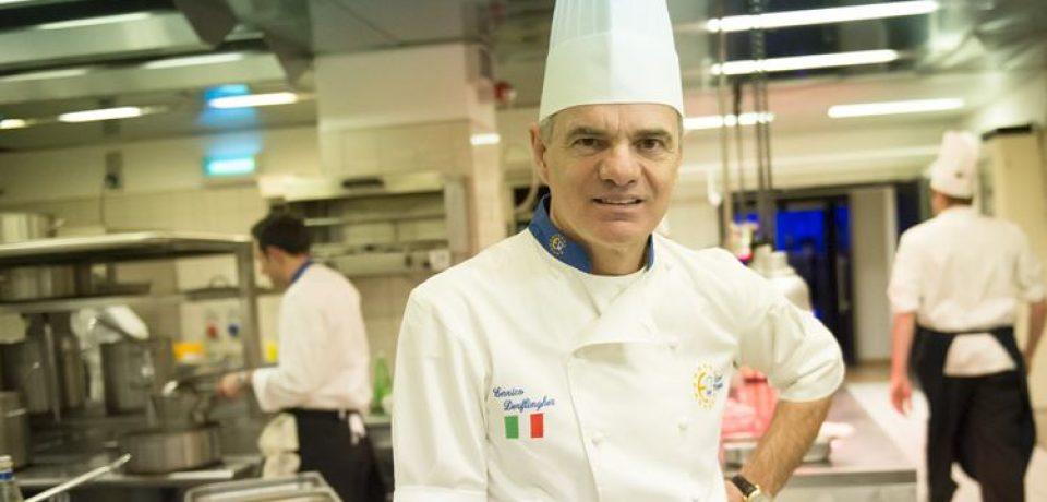 Звёздный шеф Энрико Дерфлингер в отеле CastaDiva Resort & Spa