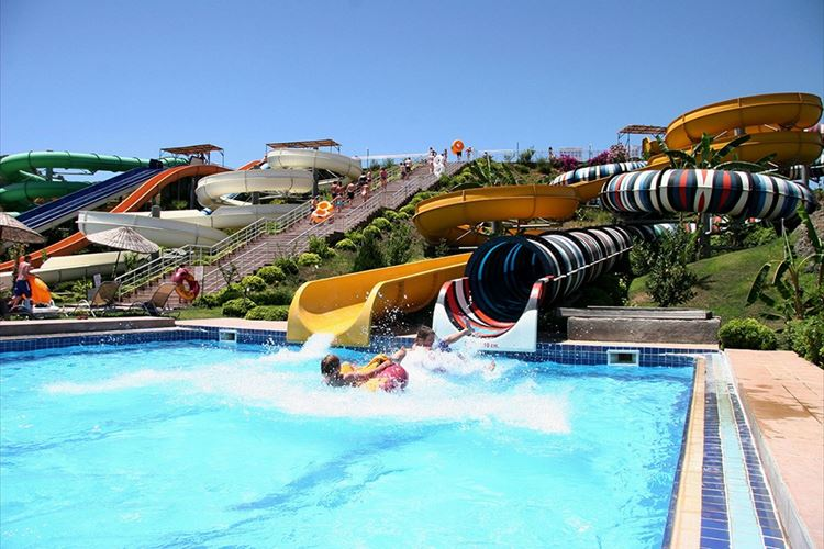 Аквапарки Турции - Aqua Dream Water Park (Мармарис)