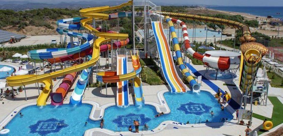 15 аквапарков Турции: лучший отдых для детей и взрослых