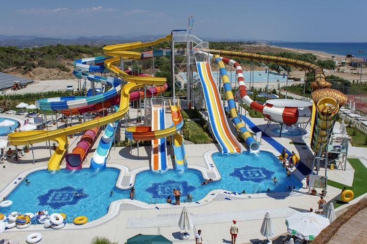 Аквапарки Турции - Nashira Aquapark (Анталия)