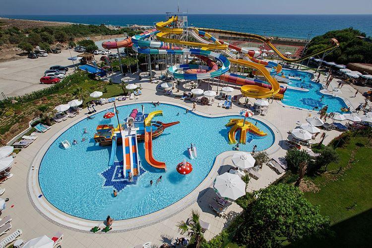 Аквапарки Турции - Nashira Aquapark