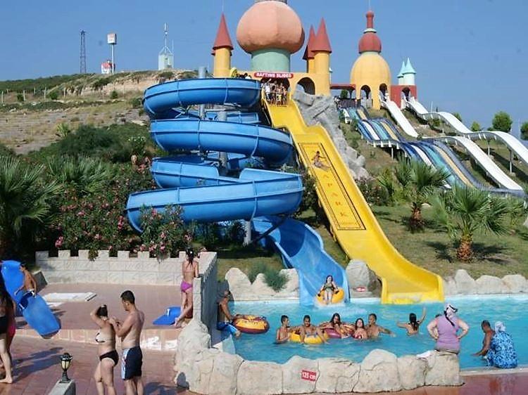 Аквапарки Турции - Didim Aquapark (Дидим)