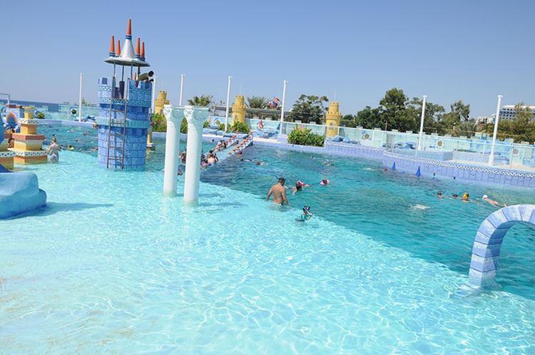 Аквапарки Турции - Sealanya Dolphinpark Seapark