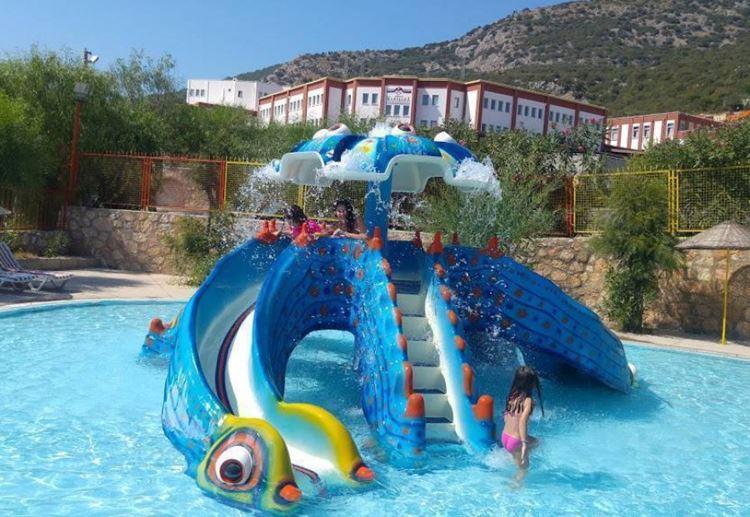 Аквапарки Турции - Bodrum Aqualand (Бодрум)