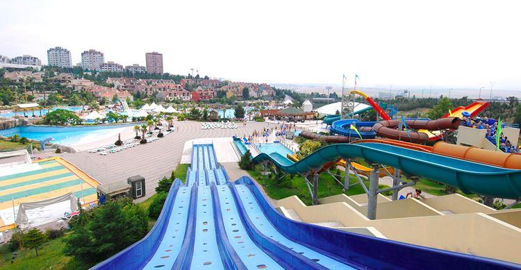 Аквапарки Турции - Aqua Club Dolphin (Стамбул)
