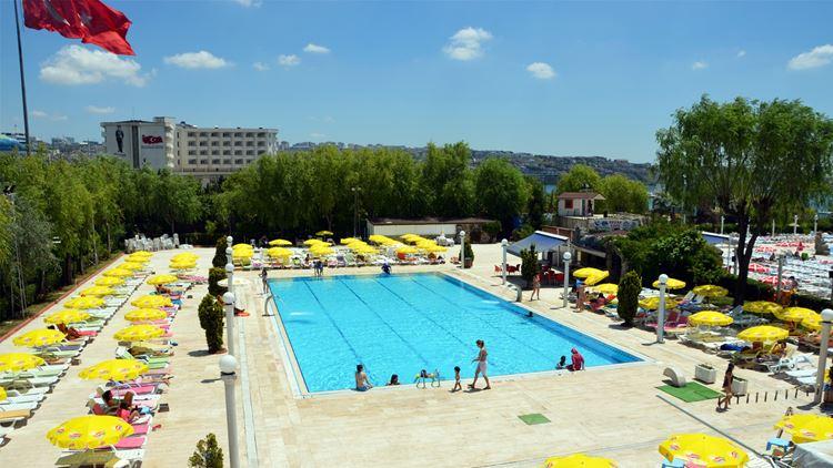Аквапарки Турции - Aqua Marine (Стамбул)