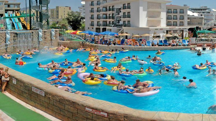 Аквапарки Турции - Atlantis Water Park