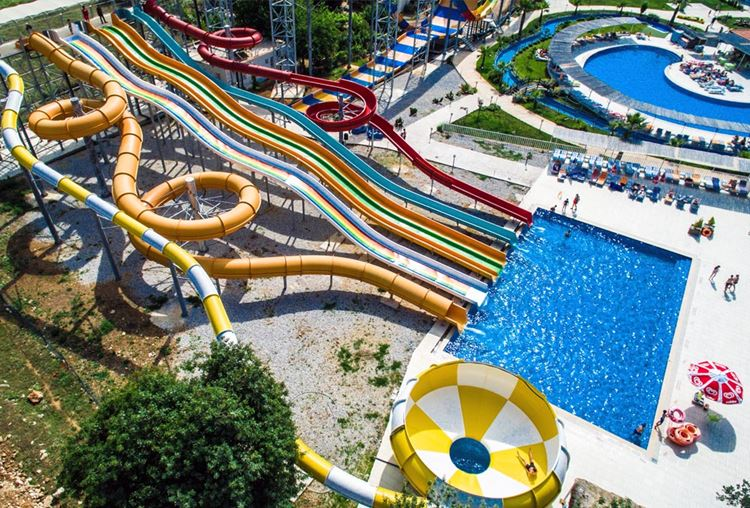 Аквапарки Турции - Oludeniz Water World Aquapark (Фетхие)