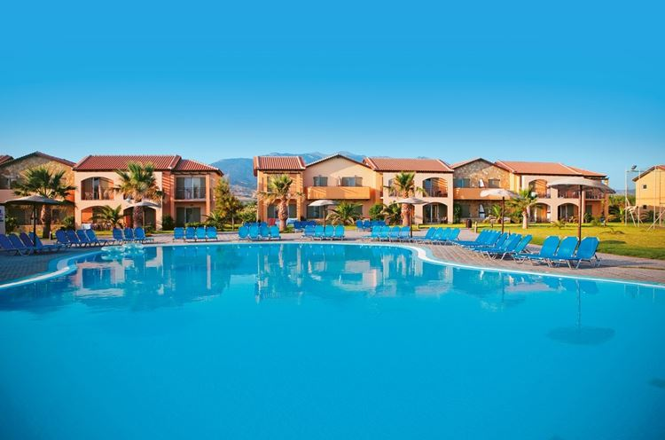 Отели Греции с аквапарком - Labranda Marine Aquapark Resort о. Кос