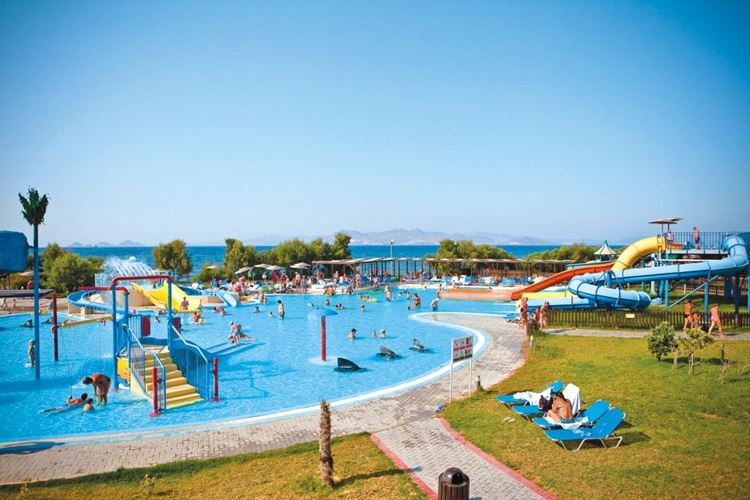 Отели Греции с водными горками - Labranda Marine Aquapark Resort 4 звезды