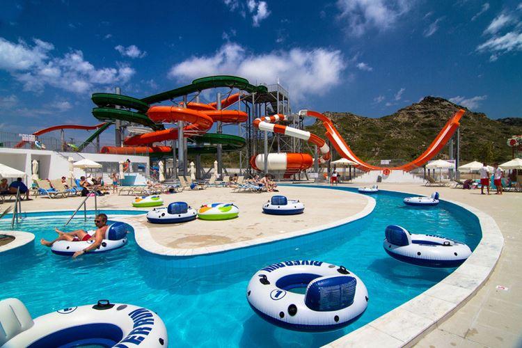Отели Греции с аквапарком - Sun Palace Hotel о. Родос