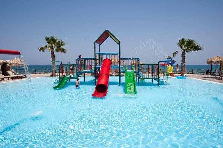 Отели Греции с водными горками - Star Beach Village & Water Park 4 звезды
