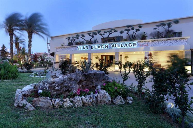 Отели Греции с аквапарком - Star Beach Village & Water Park о. Крит