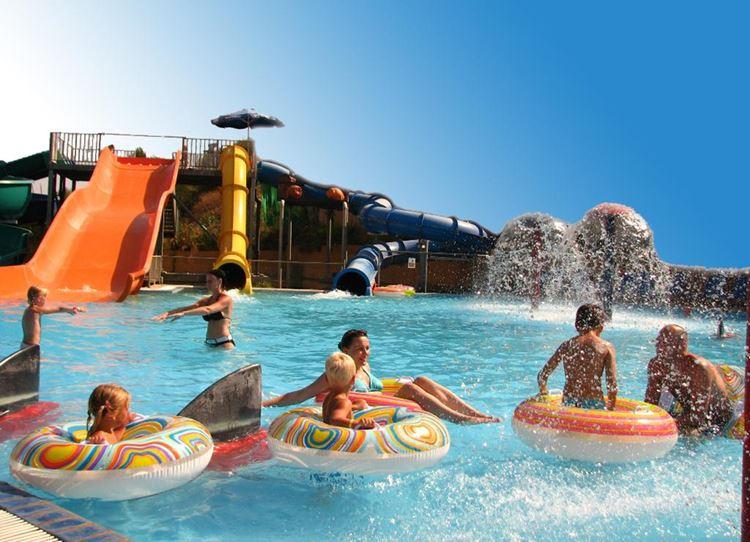 Отели Греции с аквапарком - Ionian Sea Hotel Villas & Aqua Park о. Кефалония