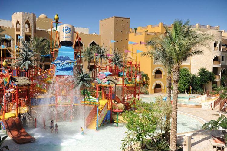 Отели Египта с аквапарком Хургада Sunwing Waterworld Makadi, 5 звёзд