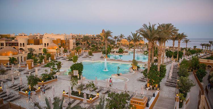 Отели Египта с водными горками Хургада Sunwing Waterworld Makadi, 5 звёзд