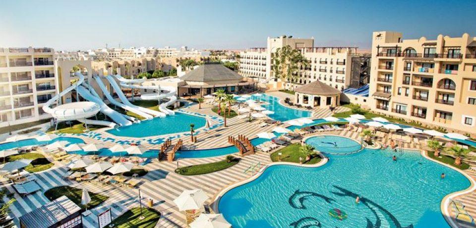 Отели Египта с аквапарком в Шарм-эль-Шейхе и Хургаде