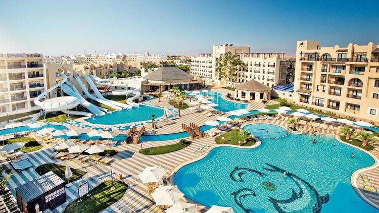 Отели Египта с аквапарком Хургада Steigenberger Aqua Magic, 5 звёзд