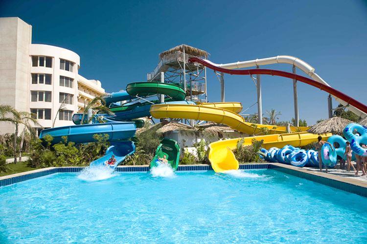Отели Египта с аквапарком Хургада Sindbad Club Aqua Park & Resorts, 4 звезды