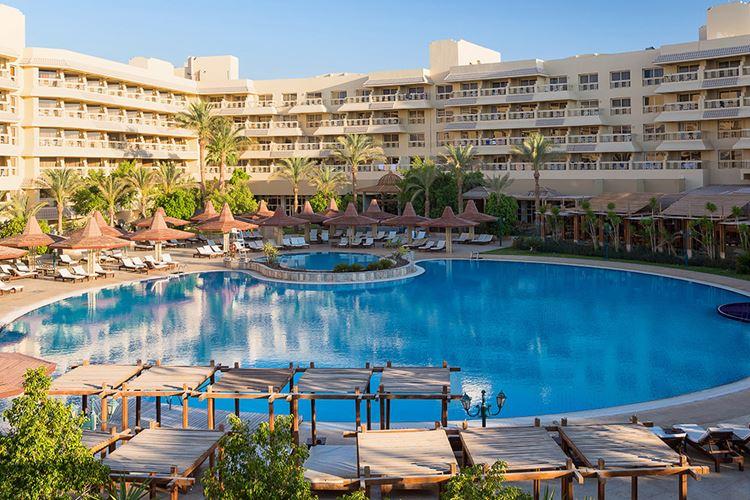 Отели Египта с водными горками Хургада Sindbad Club Aqua Park & Resorts, 4 звезды