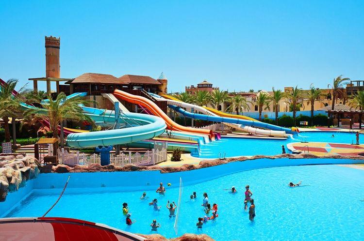 Отели Египта с аквапарком Шарм-эль-Шейх Sea Beach Aqua Park, 4 звезды