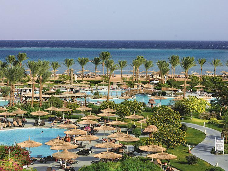 Отели Египта с водными горками Шарм-эль-Шейх Coral Sea Water World Resort, 5 звёзд