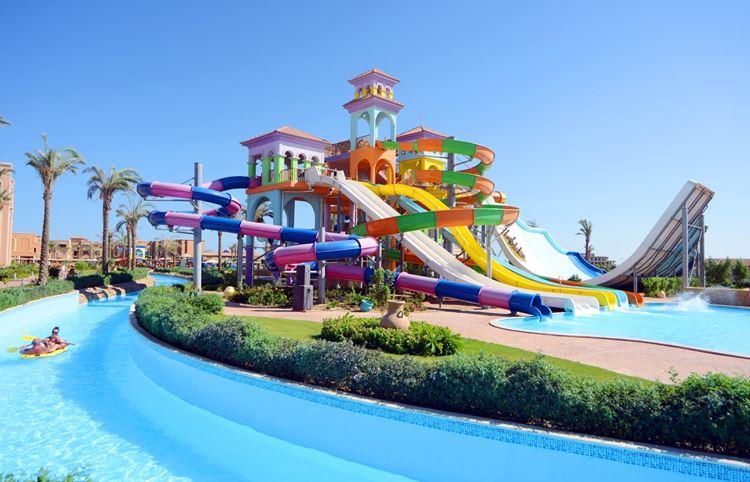 Отели Египта с аквапарком Шарм-эль-Шейх Sea Club Aqua Park & Spa, 5 звёзд