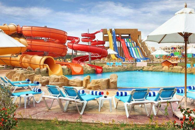 Отели Египта с аквапарком Шарм-эль-Шейх Tirana Aqua Park Resort, 4 звезды