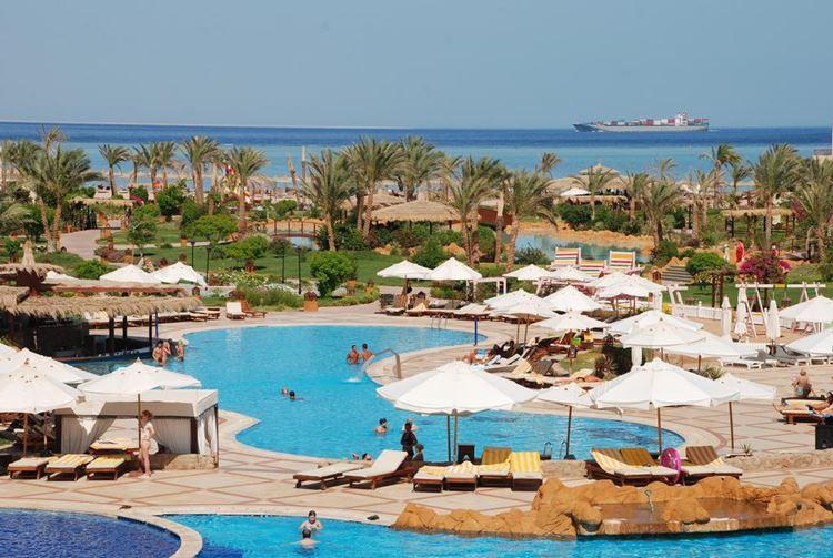 Отели Египта с аквапарком Шарм-эль-Шейх Regency Plaza Resort, 5 звёзд