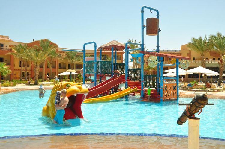 Отели Египта с водными горками Шарм-эль-Шейх Regency Plaza Resort, 5 звёзд
