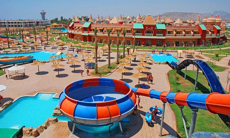 Отели Египта с аквапарком Шарм-эль-Шейх Aqua Blu-Sharm El Sheikh, 4 звезды