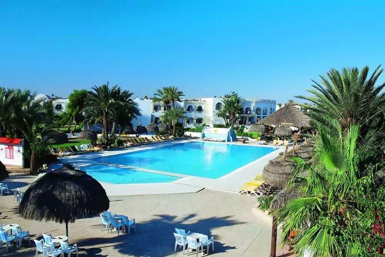 Отели Туниса с аквапарком, Cedriana Hotel - All Inclusive