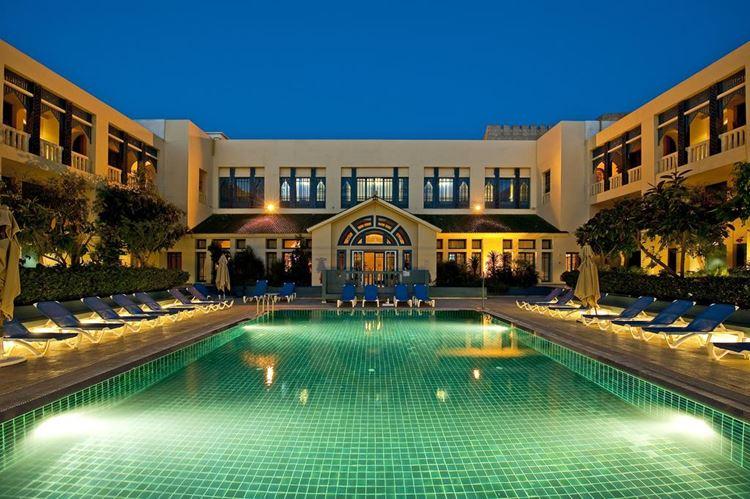 Отели Туниса с аквапарком, Diar Lemdina