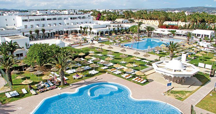 Отели Туниса с аквапарком, SplashWorld Venus Beach - All Inclusive