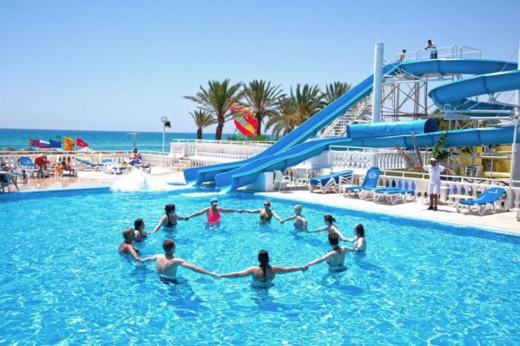 Отели Туниса с аквапарком, Samira Club
