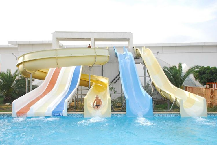 Отели Туниса с водными горками, Cedriana Hotel - All Inclusive