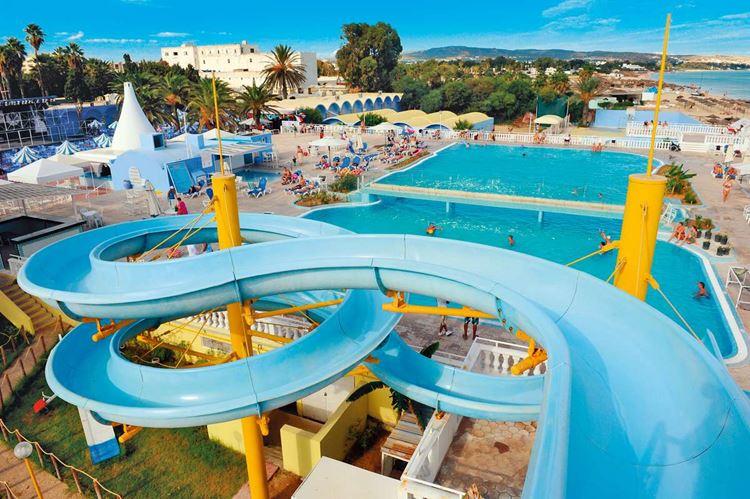 Отели Туниса с водными горками, Samira Club