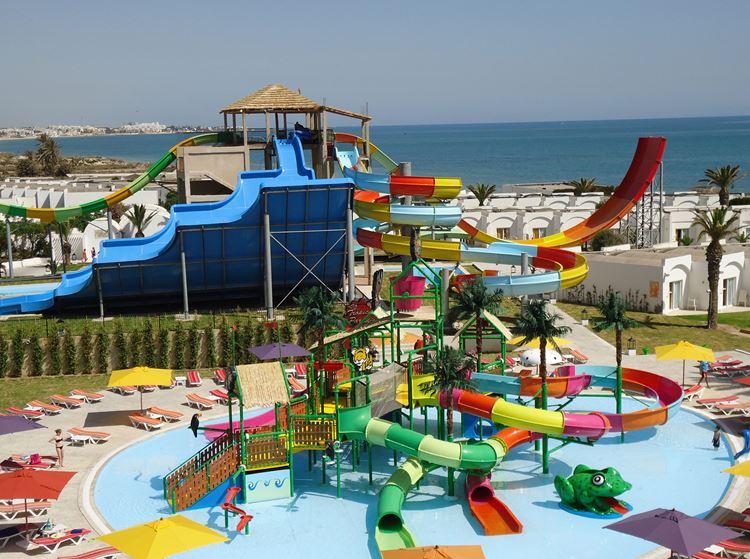 Отели Туниса с аквапарком, Thalassa Sousse