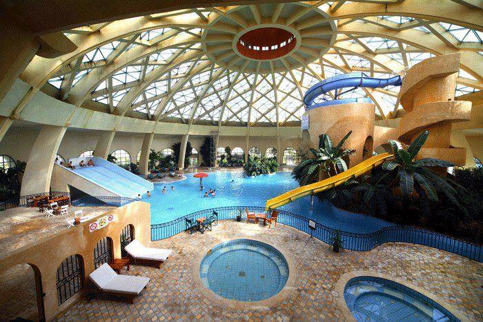 Отели Туниса с водными горками, Carthage Thalasso Resort